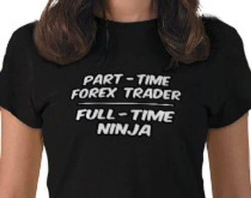 Forex trading a job or time passed